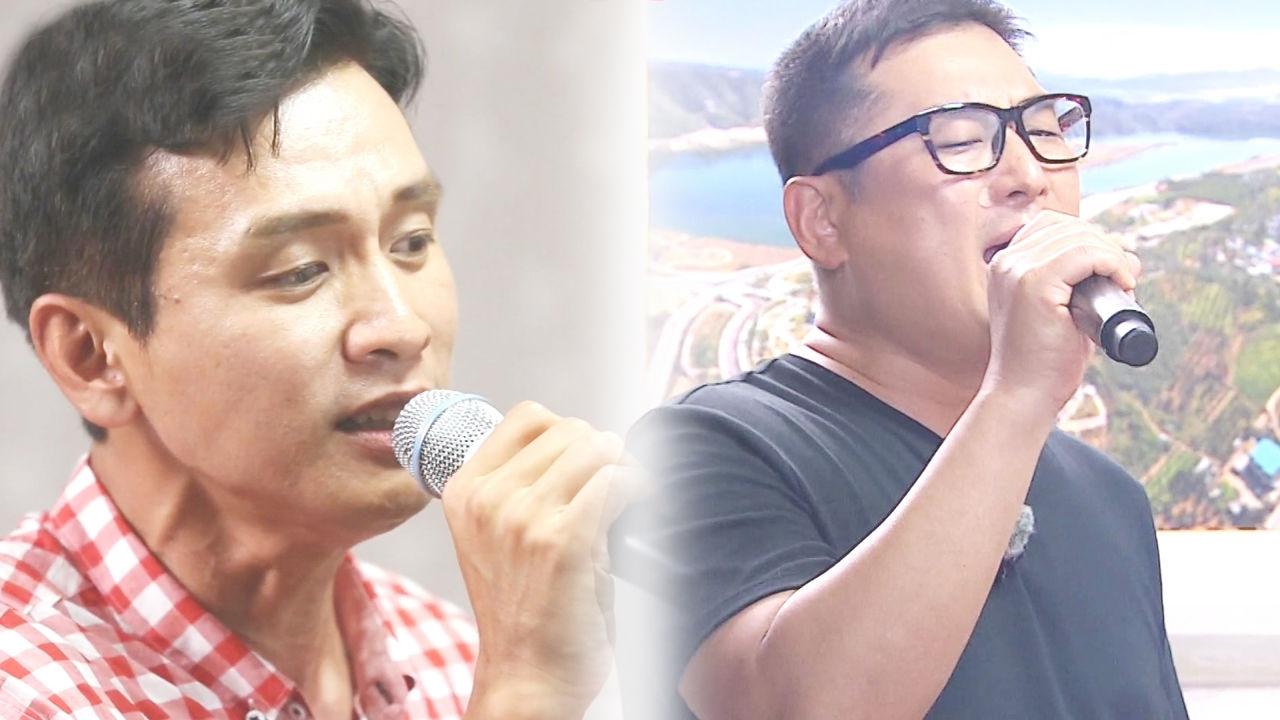 구본승·최재훈, 영광스러운 듀엣 무대 '시련' 썸네일