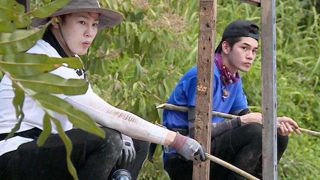 옹성우 VS 하성운, 강한 경쟁심에 토크 실종 '낚시 배틀'