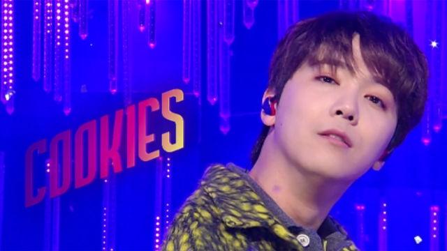 자유분방한 '이홍기'의 청량감 넘치는 댄스곡♬ 'COOKIES'