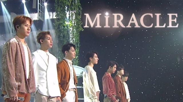 겨울 남신 'GOT7'이 선사하는 크리스마스 선물 'Miracle'