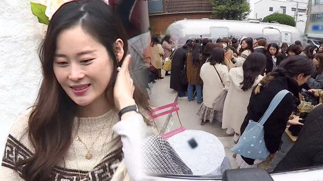 윤혜원, 대구 셀럽의 인기만점 플리마켓