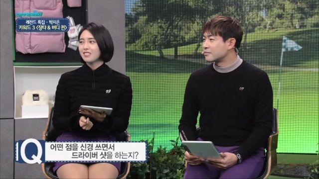 박지은, 키워드3 - 장타&버디 퀸