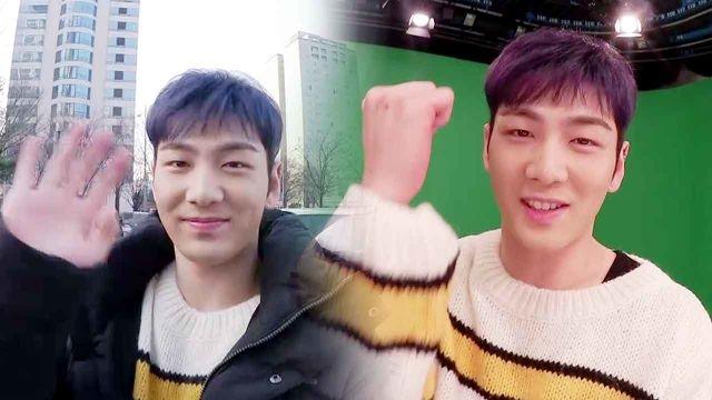 [in 채텀] '정글 출터뷰' 정글애 뿜뿜! 열정 가득 '뉴이스트' 백호!