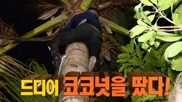 '불굴의 사나이' 정찬성, 코코넛 향한 강한 집념!