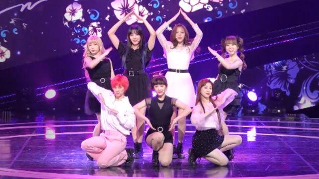 [풀캠] '공원소녀'의 'RED-SUN' 눈 깜빡! 하는 순간 입덕☆