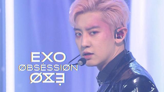 '엑소'의 압도적인 파격 다크 카리스마! 'Obsession'