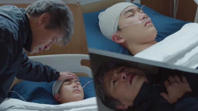 """[소름] """"내 말 들리면 눈을 떠!"""" 권해효, 안지호 병실에 잠입! 썸네일"""