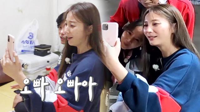 """""""오빠! 보고 싶어요♡"""" 안혜경, 구본승을 향한 애타는(?) 마음"""