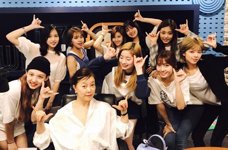 시그널 보내~ 걸그룹 트와이스