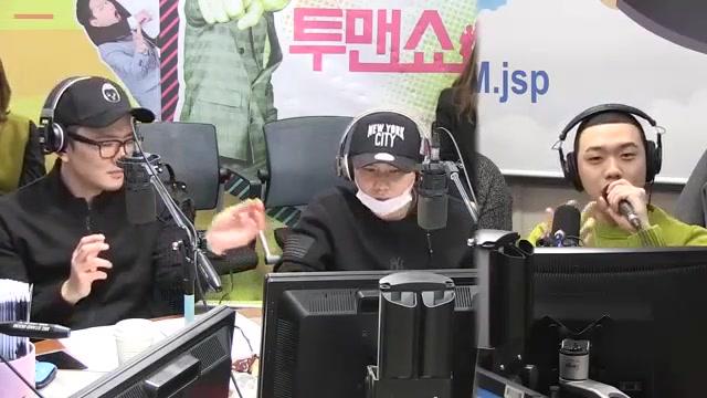 윤형빈, 양세형의 투맨쇼