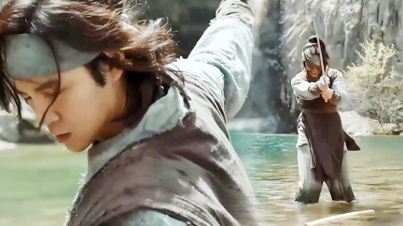 [하이라이트] 무예로 '예술'하는 대길이 액션 모음 (리플레이~)