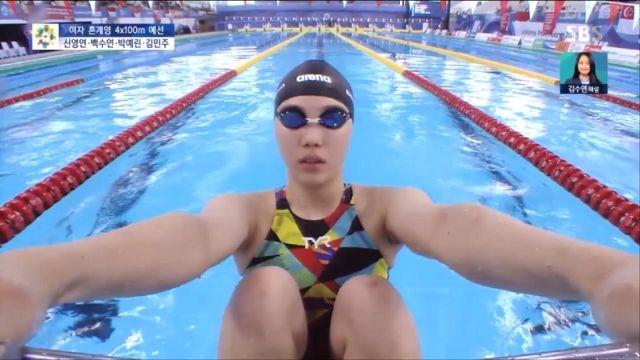 素人女性の競泳水着☆7枚目 [無断転載禁止]©bbspink.comYouTube動画>11本 ->画像>253枚